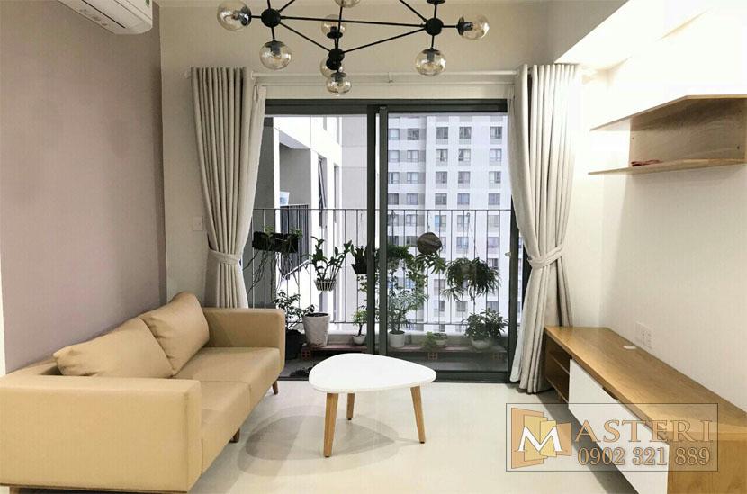 Cho thuê căn hộ Masteri Thảo Điền T1-A21.10