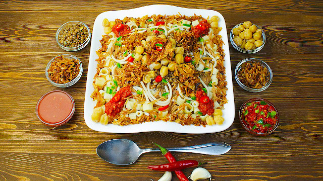 Egyptian Food - Is Egypt Worth Visiting - www.tripsinegypt.com