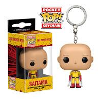 Pocket Pop! Keychain Saitama