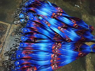 Jual tali lanyard harga termurah dan berkualitas di Jakarta Pusat