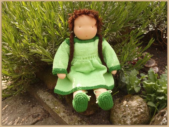 Saar Waldorf doll