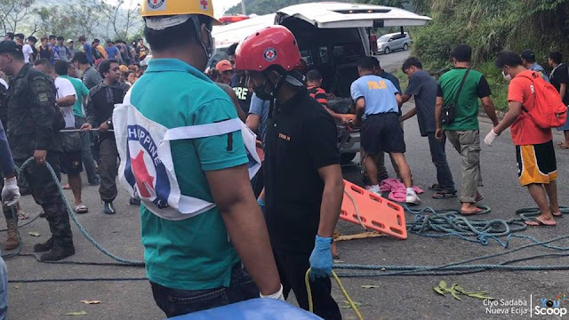 26 Confirmed Dead In A Bus Accident At Carranglan, Nueva Ecija! Watch This!