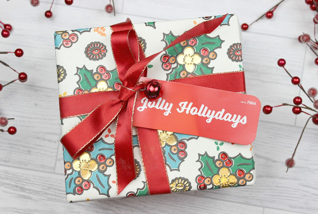 A review of Lush Jolly Hollydays Gift Set