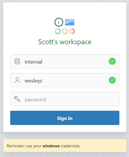 Grassroots Oracle: Customising APEX 5.0 workspace login