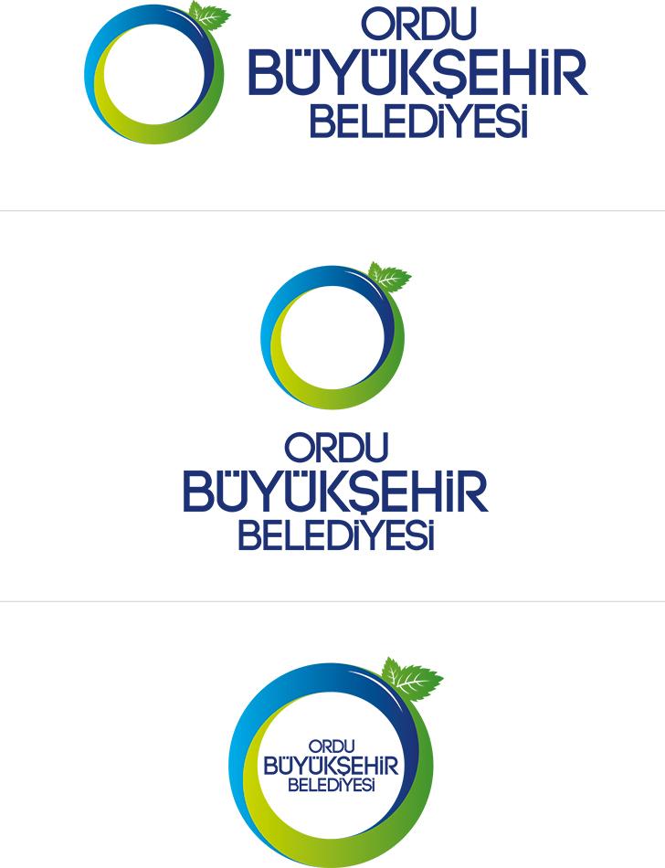 Ordu Büyükşehir Belediyesi Vektörel Logosu