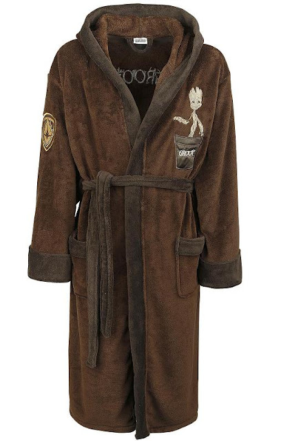 Groot Bathrobe