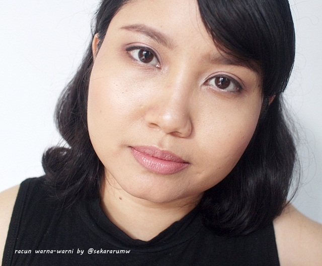 FOTD Wardah 37 Pink Lovers