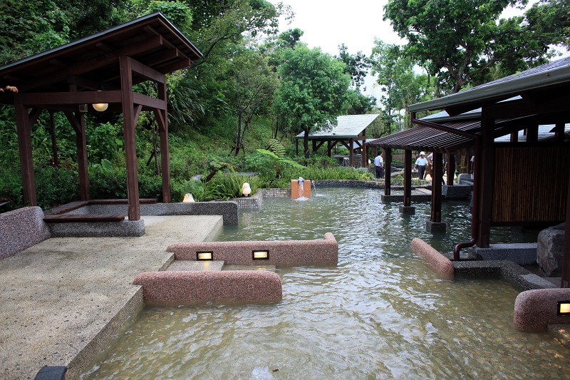 Attractions in Taiwan 臺灣旅遊景點: Jiaoxi in Yilan 宜蘭礁溪