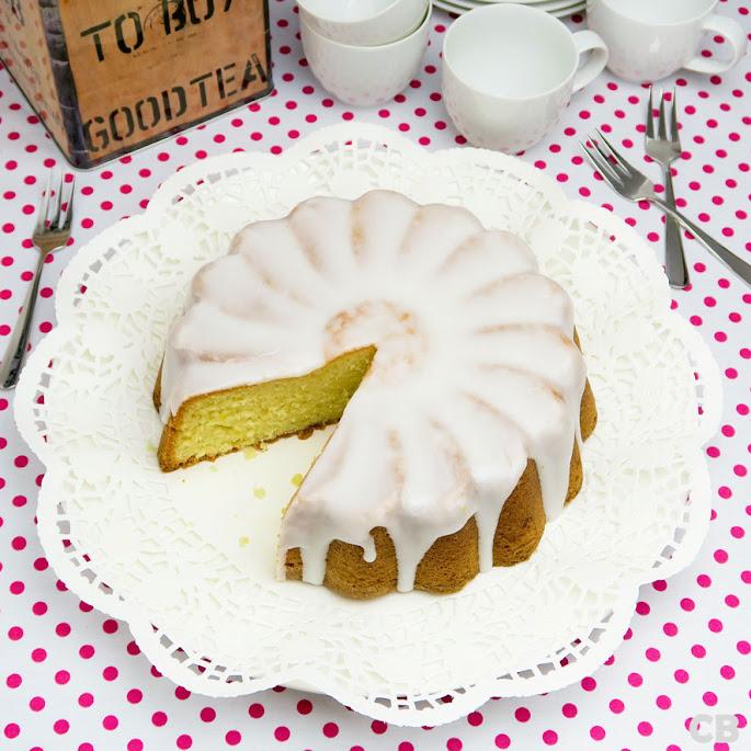 Recept Snel gebakken: makkelijke citroentaart