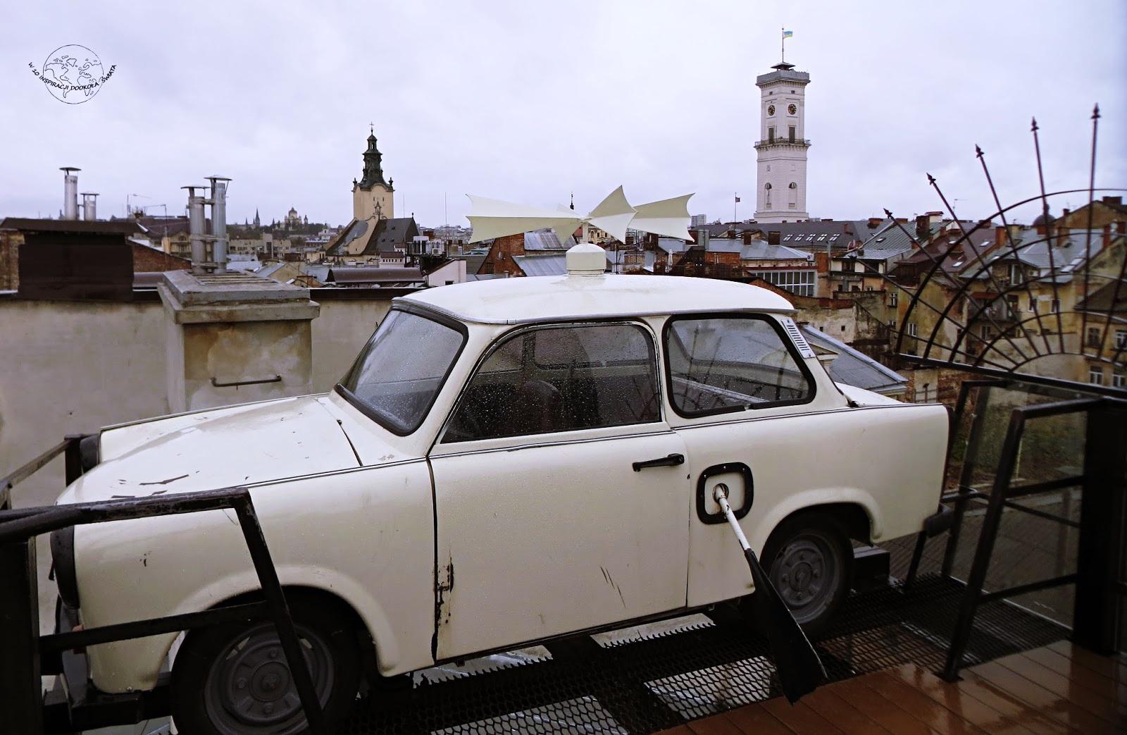Lwów- jedź i po prostu Lviv it!