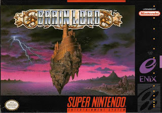 Brain Lord (Br) [ SNES ]