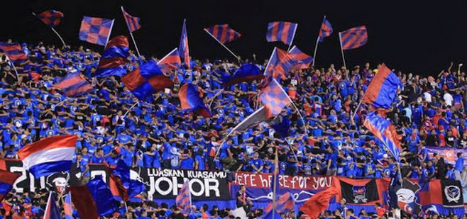 JDT juara Piala FA, esok Johor cuti