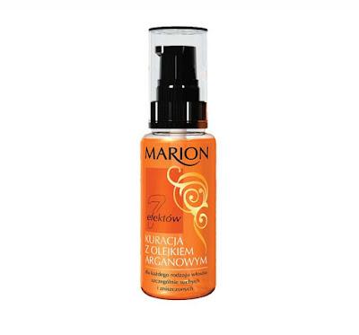 serum z olejkiem arganowym