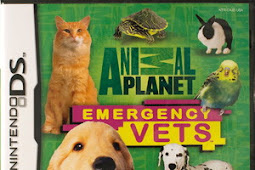 ROM Animal Planet Emergency Vets (US) NDS