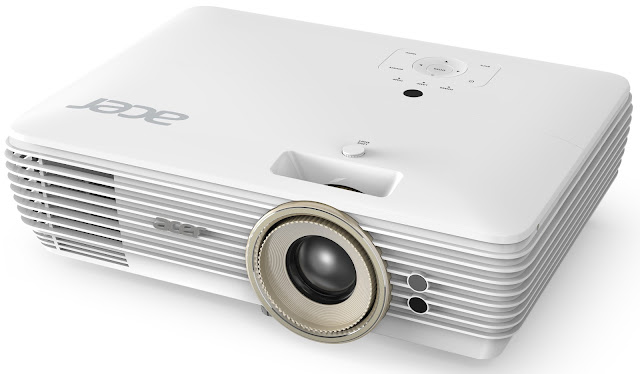 @AcerAfrica Expands 4K Display Portfolio #Projectors for Home Cinema Enthusiasts #NextAtAcer