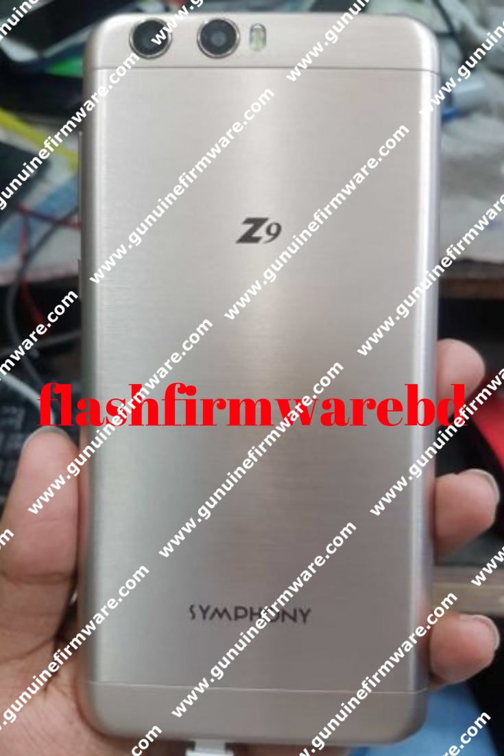 Symphony Z9 Flash File {{ Hang ON Logo Fix }} Firmware 100% Tested