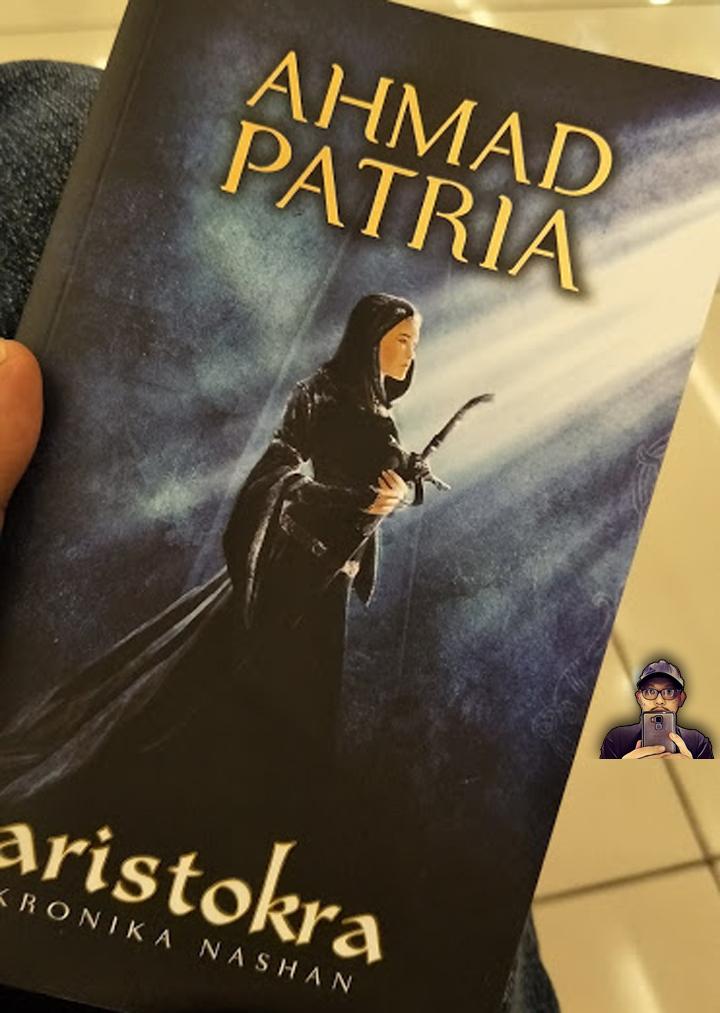 Siri Novel Kronika Nashan - Kesinambungan Saga Artakusiad Ahmad Patria Abdullah