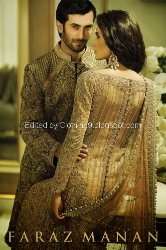 Faraz Manan Designer Fancy Dresses