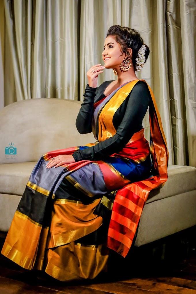 Anupama Parameswaran at Tej I Love You Audio Launch