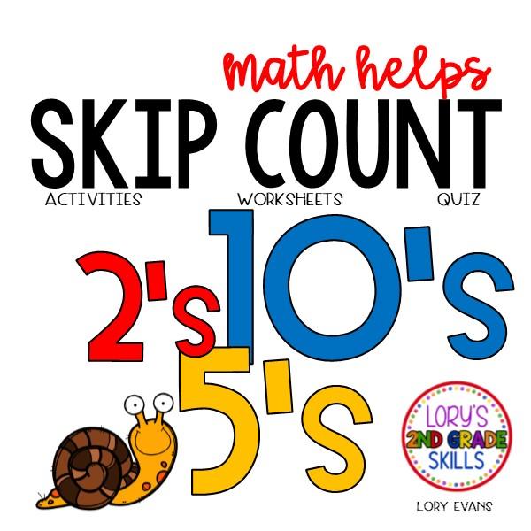 Skip Count Activities