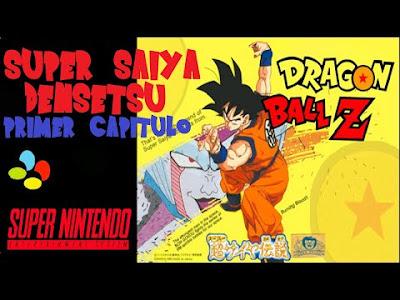 Rom de Dragon Ball Z: Super Saiya Densetsu em PT-BR - Download