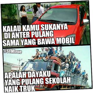 Kata2 Lucu Meme anak STM Keren dan Gokil Abis!