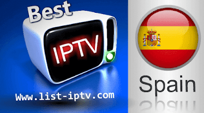 Spanish lista iptv server urls free m3u list 12/05/2018