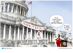 Political Editorial: Nancy's Lump Of Coal For Americans