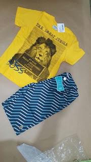 Distribuidores de moda infantil para revenda