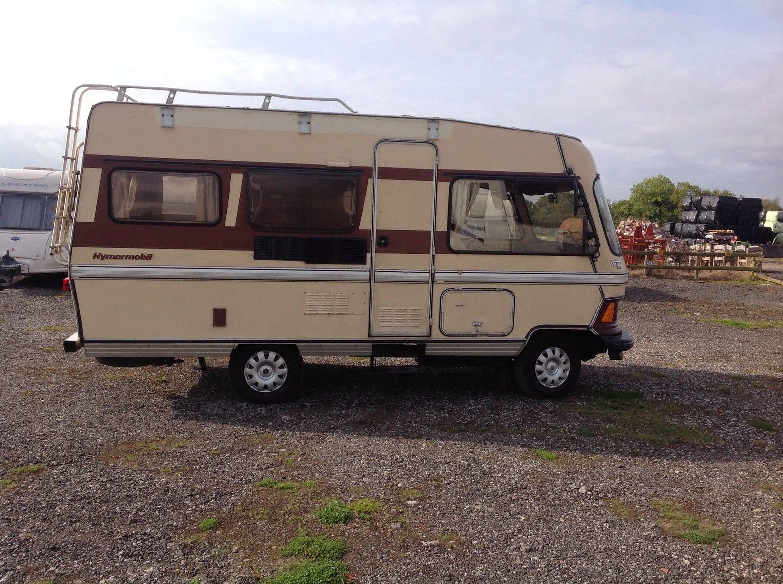 Free Motorhomes On Craigslist >> Used RVs 1983 Hymer Motorhome for Sale For Sale by Owner