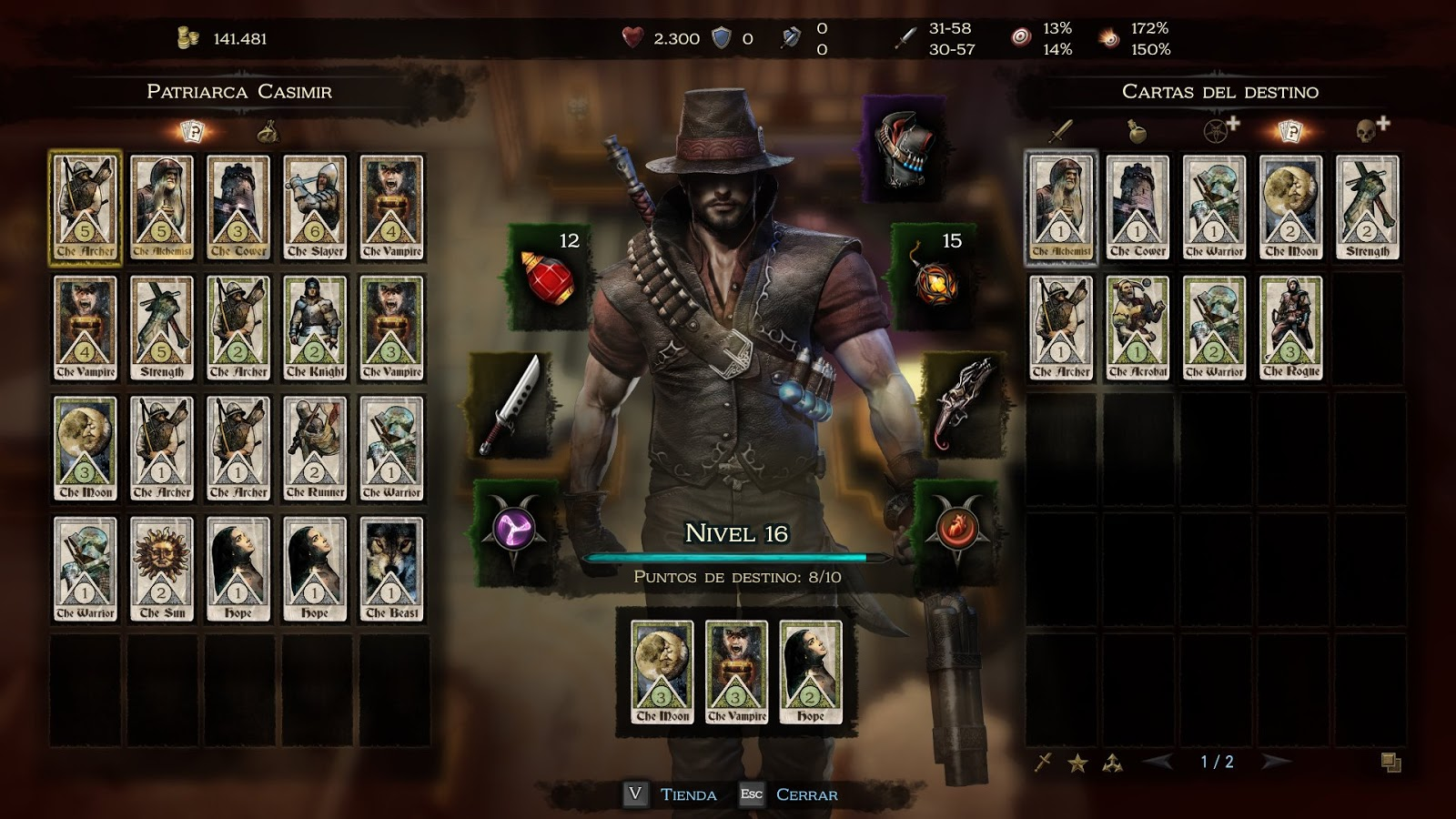 Bristolian Gamer: Victor Vran Review - Something for Diablo