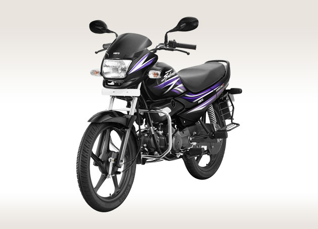 Hero Super Splendor 586x380