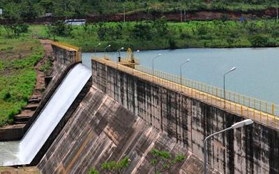Hildo do Candango busca implantação de parque e captação de água do Descoberto