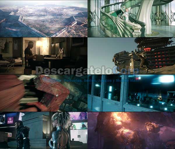 Final Fantasy XV La Pelicula DVDRip Latino