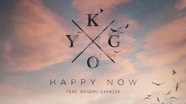 Chord Gitar/Kunci Gitar Kygo - Happy Now ft. Sandro Cavazza