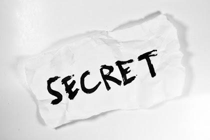 Pesan Dan Nasehat Tentang Menjaga Rahasia