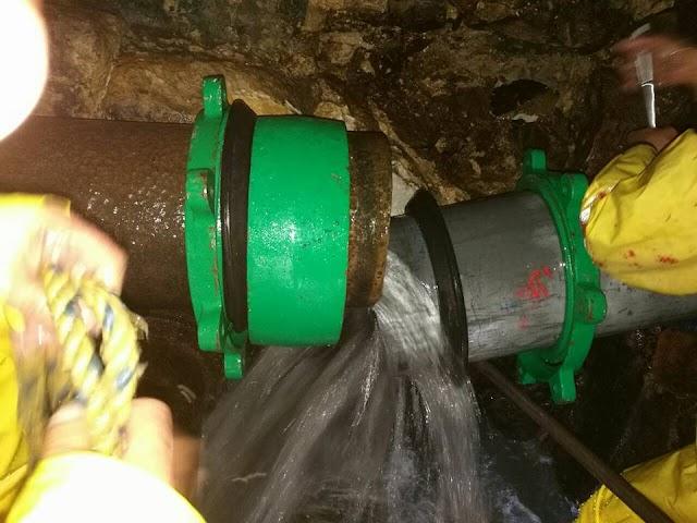 Comunidad facatativeña ofuscada por súbito corte de agua, sin previo aviso