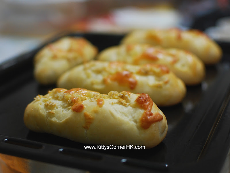 Cheese Garlic Bread 芝士蒜蓉麵包 自家食譜 home cooking recipes