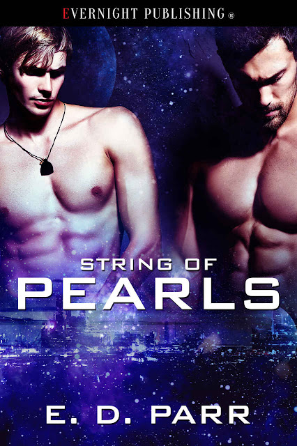 Trouble is brewing from someone in his past | String of Pearls @parr_books #MMRomance