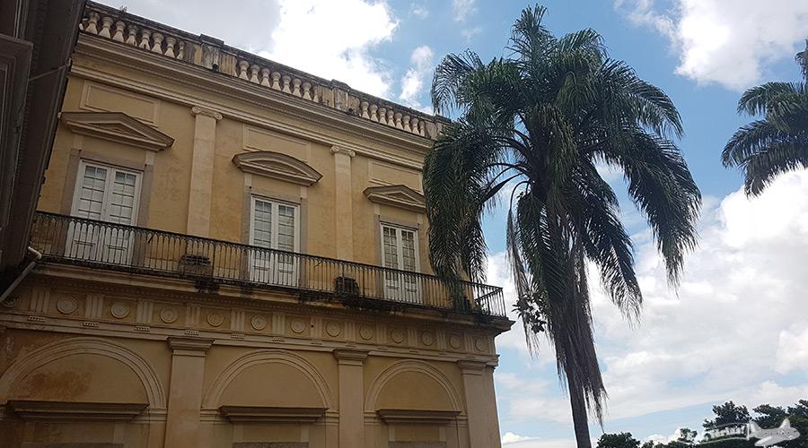 Museu Nacional. Rio de Janeiro