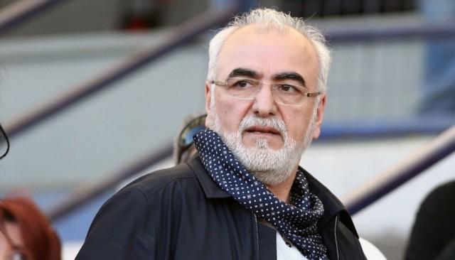 Ιβάν Σαββίδης, ο «Άνθρωπος της Χρονιάς 2017»