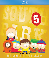 South Park Season 5 Blu-ray
