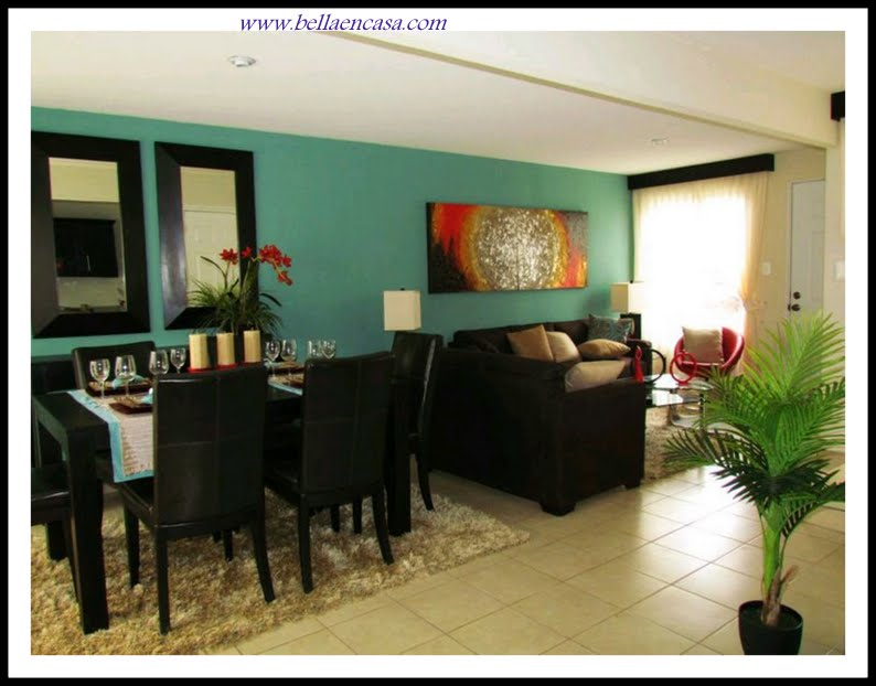 Ideas de decoraci n para casas peque as bella en casa - Decoracion de la casa ...