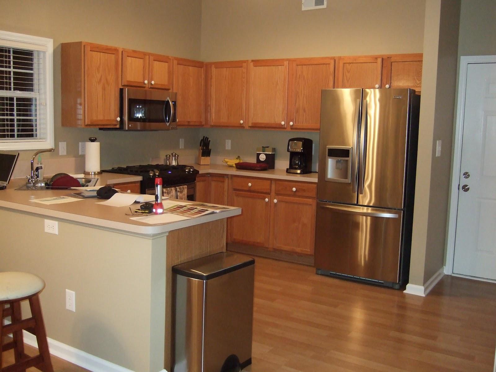 Updated Kitchens Kitchen Trash Bags W D Osborne Design Construction 919 493 2936 Before After