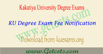 KU degree fee last date 2021, ku ug exam time table