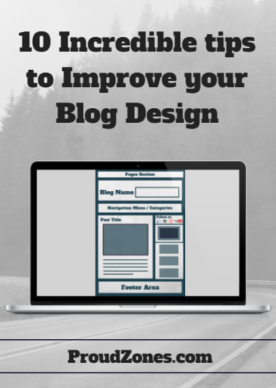 blog design tips blogger