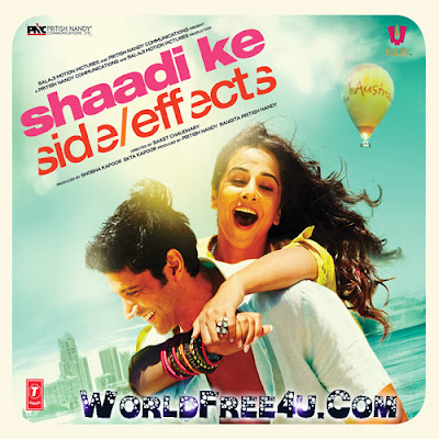 Cover Of Shaadi Ke Side Effects (2014) Hindi Movie Mp3 Songs Free Download Listen Online At worldfree4u.com