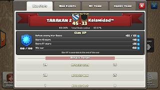 Clan TARAKAN 2 vs Kalamidad™, TARAKAN 2 Victory
