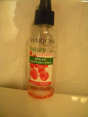 Marion - spray regenerujący włosy