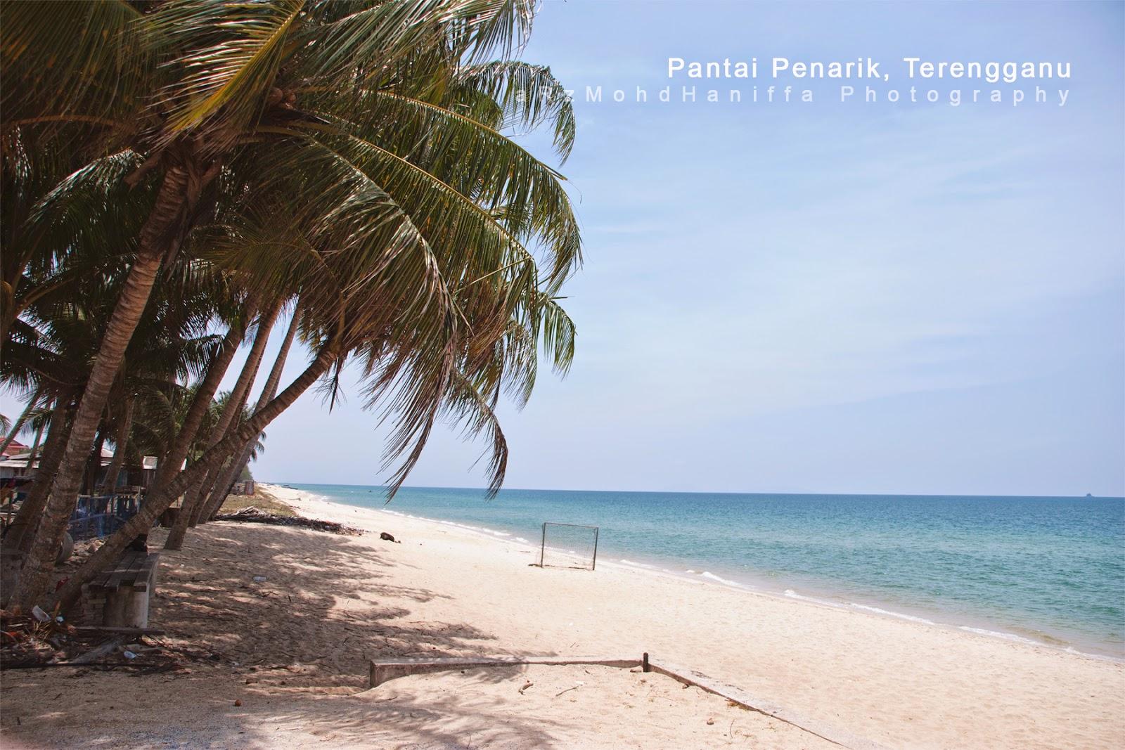 Penarik, Terengganu, gambar cantik, arzmohdhaniffa, pantai penarik kuala terengganu, pantai penarik, arzmoha, Malaysia travel blogger,